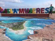More Street Art of Isla Mujeres