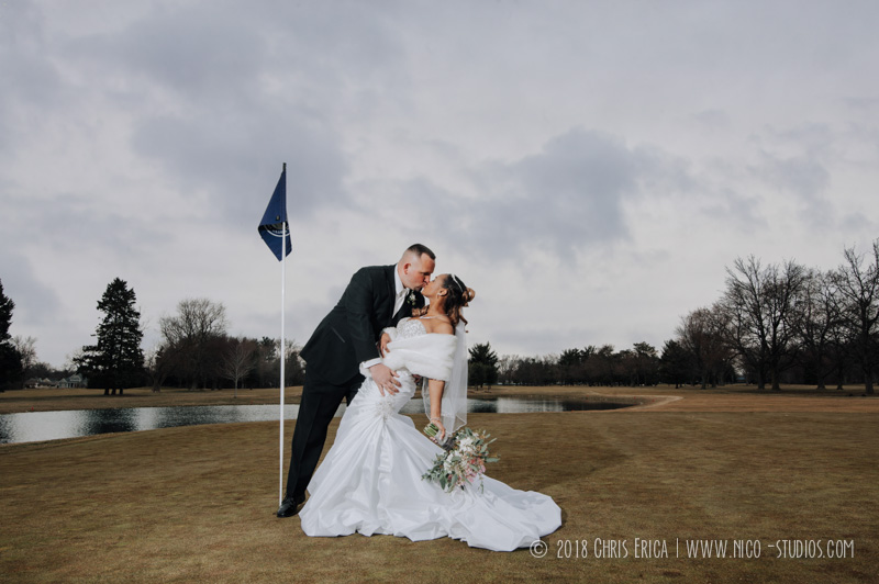 Morris Park Country Club Wedding