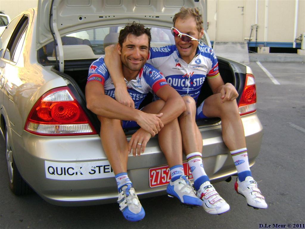 Quelle est l'importance d'une équipe dans le cyclisme ?