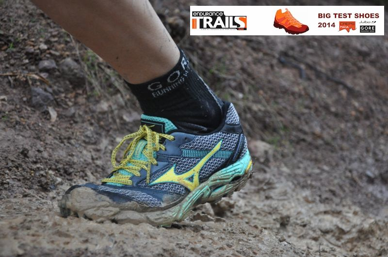Test de l'accroche ©Fred Bousseau / Trails Endurance