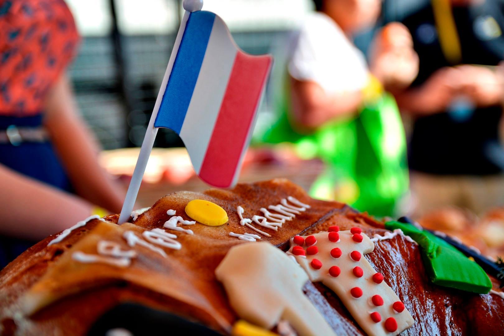 La pogne spéciale Tour de France © Akunamatata
