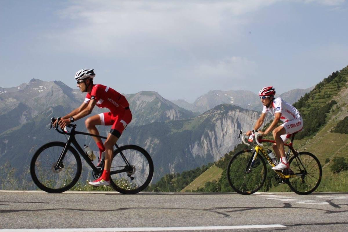 La cyclosportive la MARMOTTE. 21 lacets et plus encore ...
