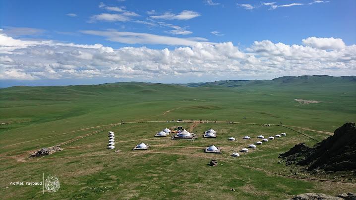 13th ger century park mongolie