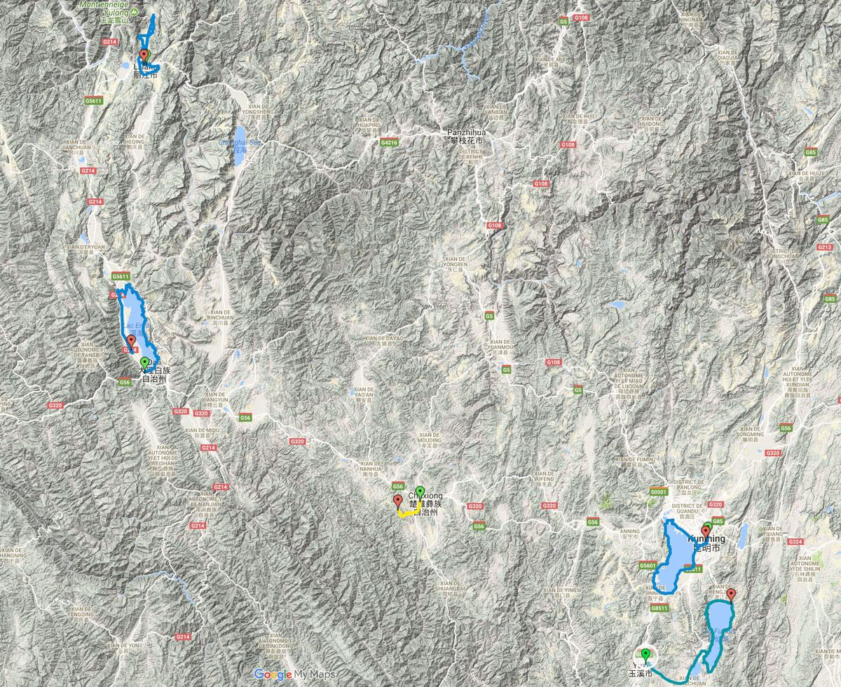 carte-map-yunnan-china
