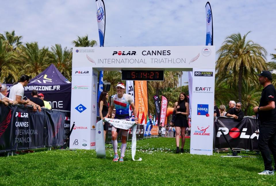 Cannes International Triathlon Natation Moveup Photography