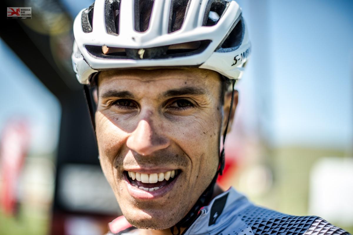 Stage 2 Mongolia Bike Challenge 2018 Nicolas Raybaud