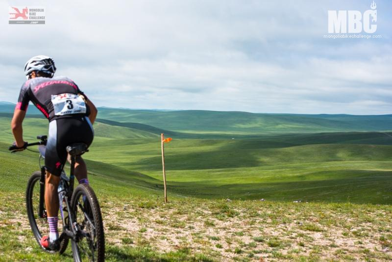 Stage 2 Mongolia Bike Challenge 2018 Specialized