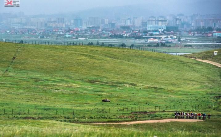 Ulaanbataar Mongolia Bike Challenge