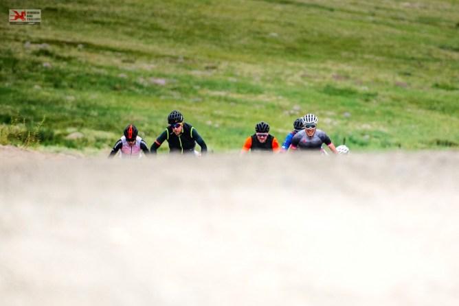 Mongolia Bike Challenge Leader