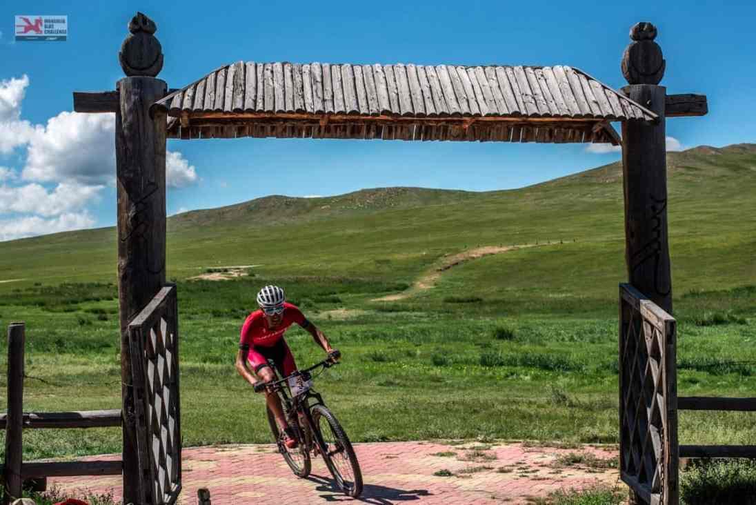 stage 5 mongolia bike challenge nicolas raybaud