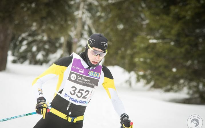 la foulée blanche autrans david boudin skitrab nicolasraybaud ride100