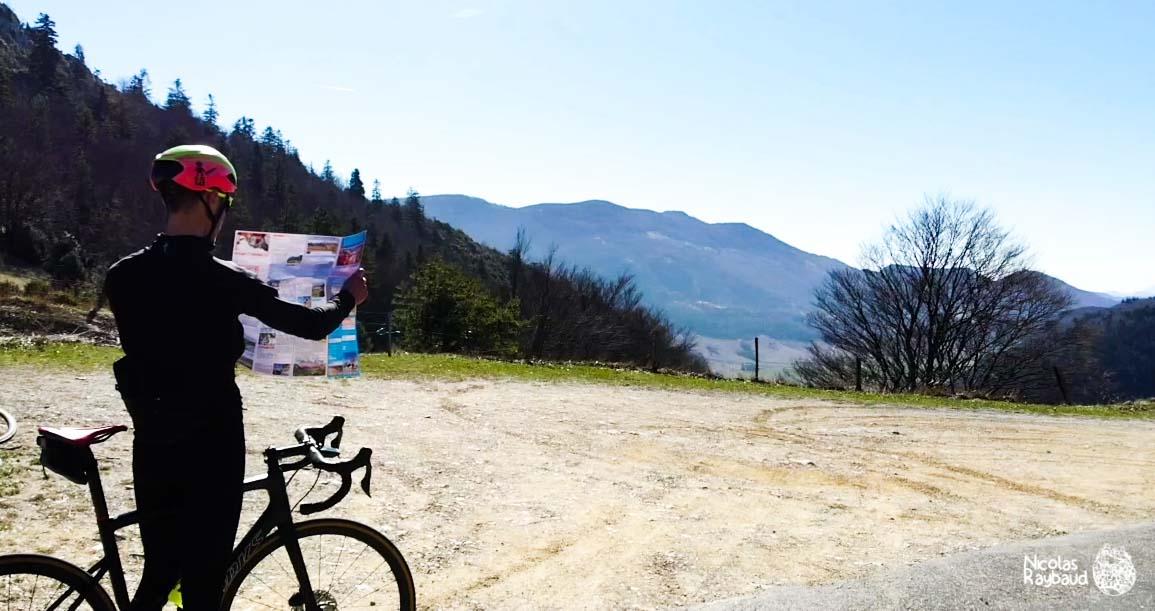 [:fr]Carte Cyclo et VTT pour venir rouler dans le Vercors[:]