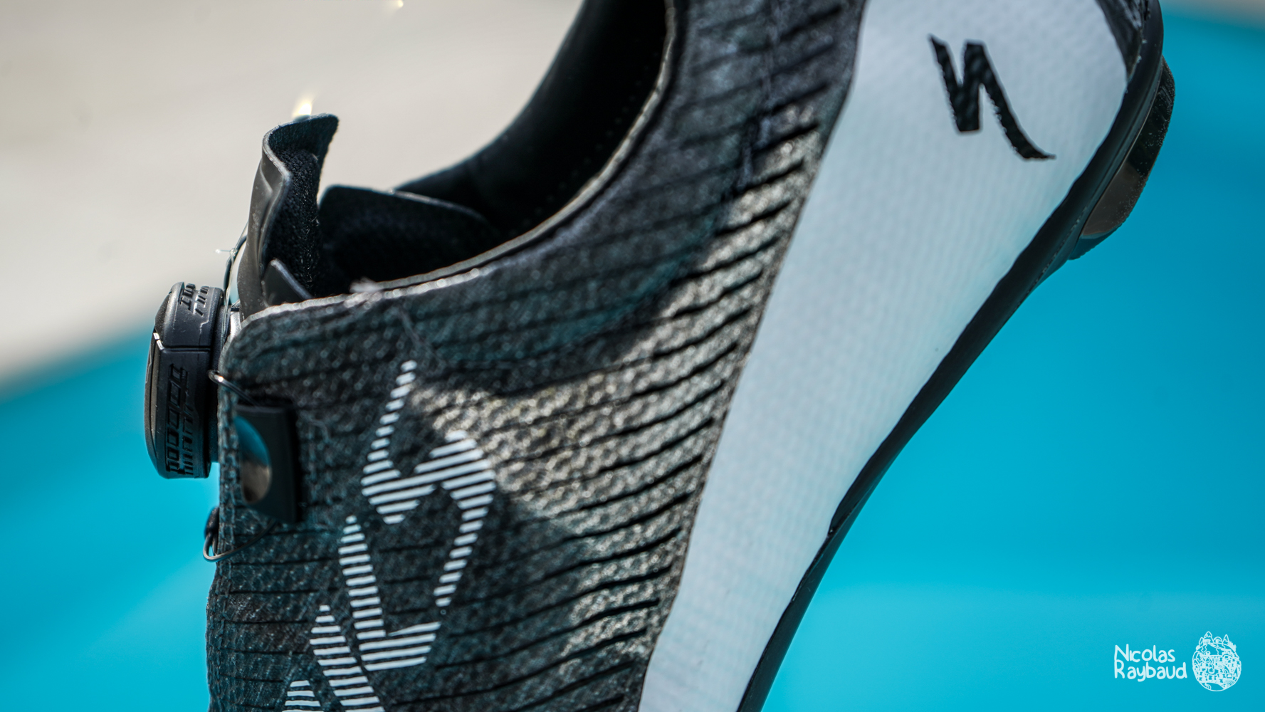 chaussures specialized sworks exos blanche dynamo