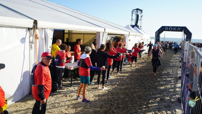 transition natation ironman italy