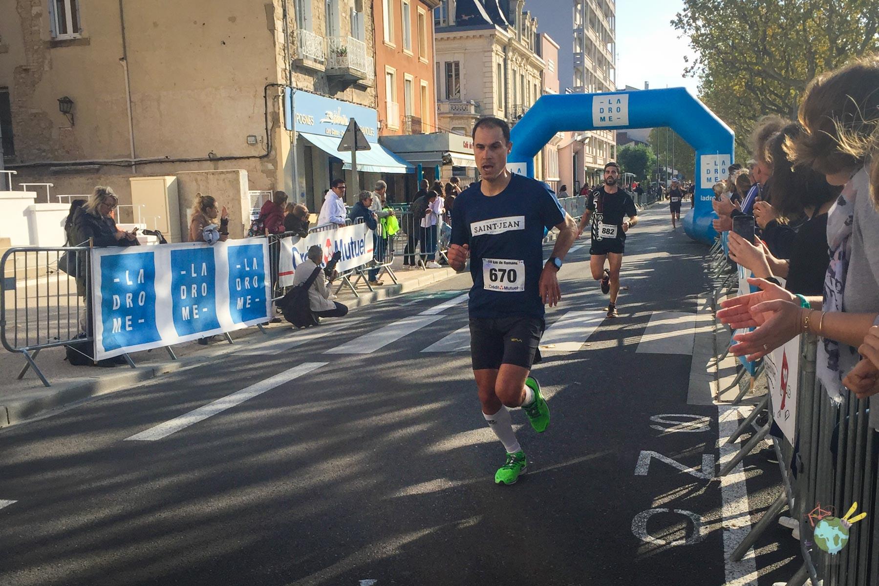 nicolas raybaud course à pieds newton running