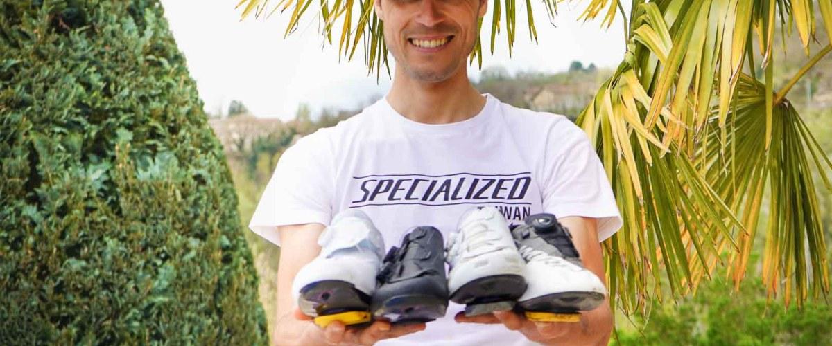 quel choix de chaussure s-works specialized