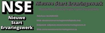 Nieuwe Start Ervaringswerk, coaching, begeleiding en hulpverlening