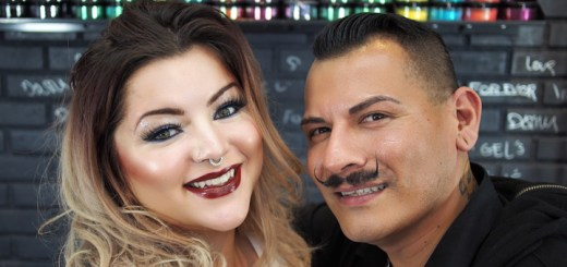 Another Winter Makeup Look with David Hernandez