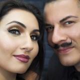 oscars glam makeup tutorial