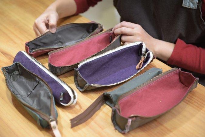 帆布筆袋開發