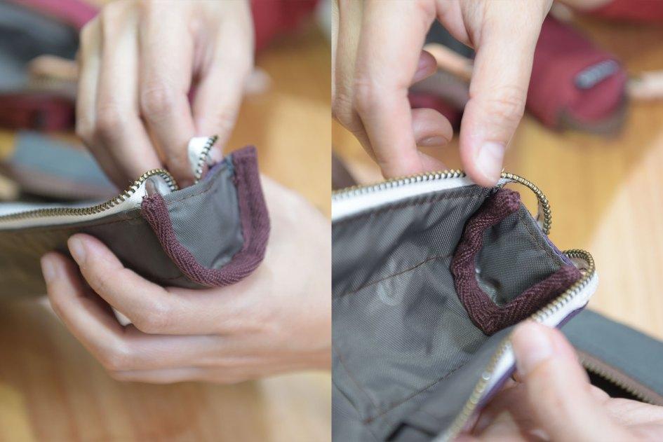 小筆袋內裡包邊條
