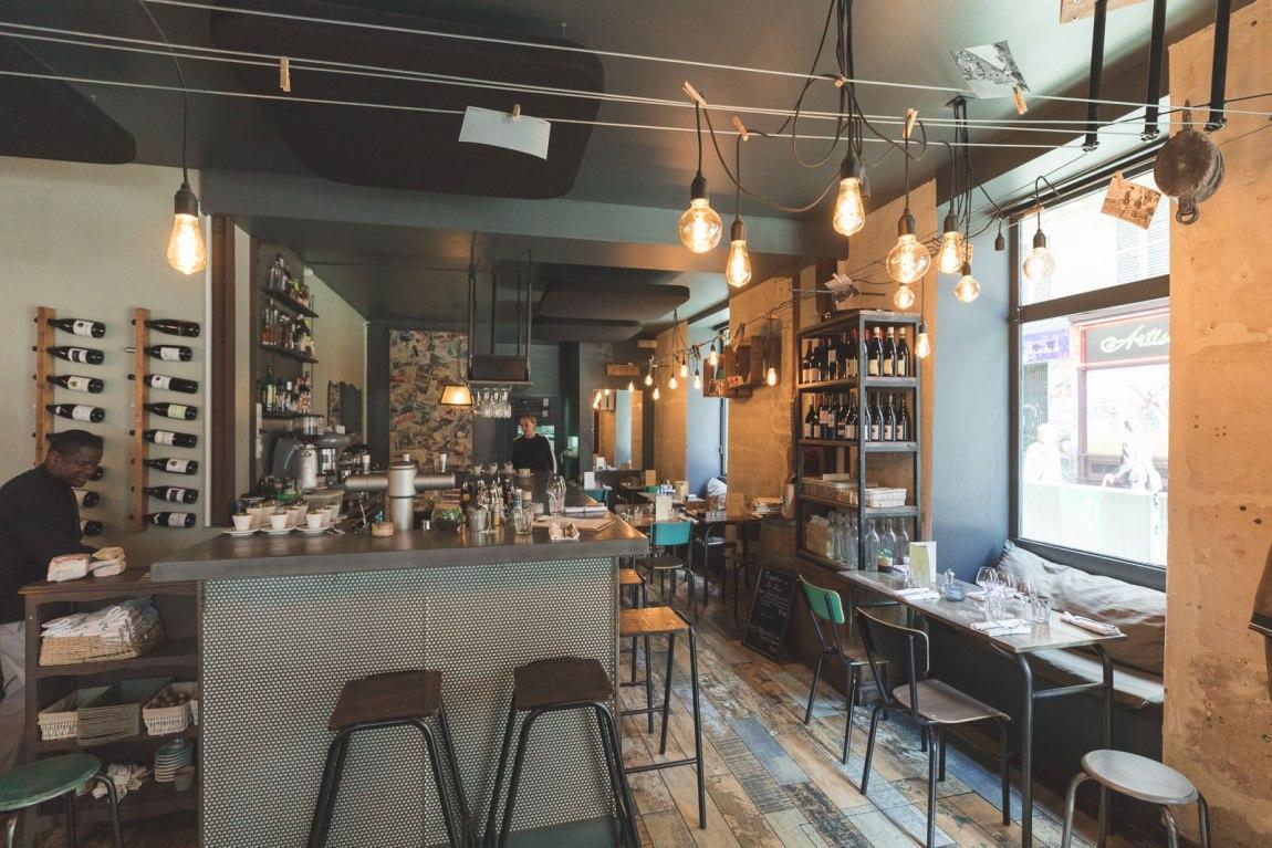 Chez Minnà, restaurant corse, paris, bonne adresse