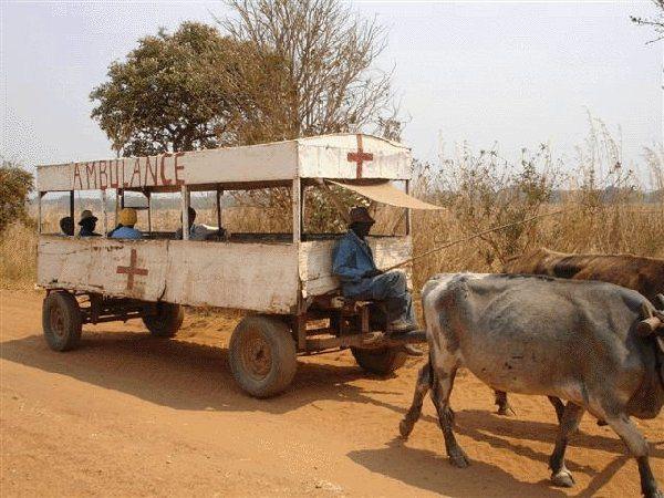 乡村救护车