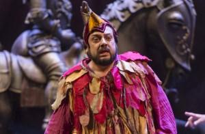 Nino Surguladze - Maddalena in Teatro San Carlo