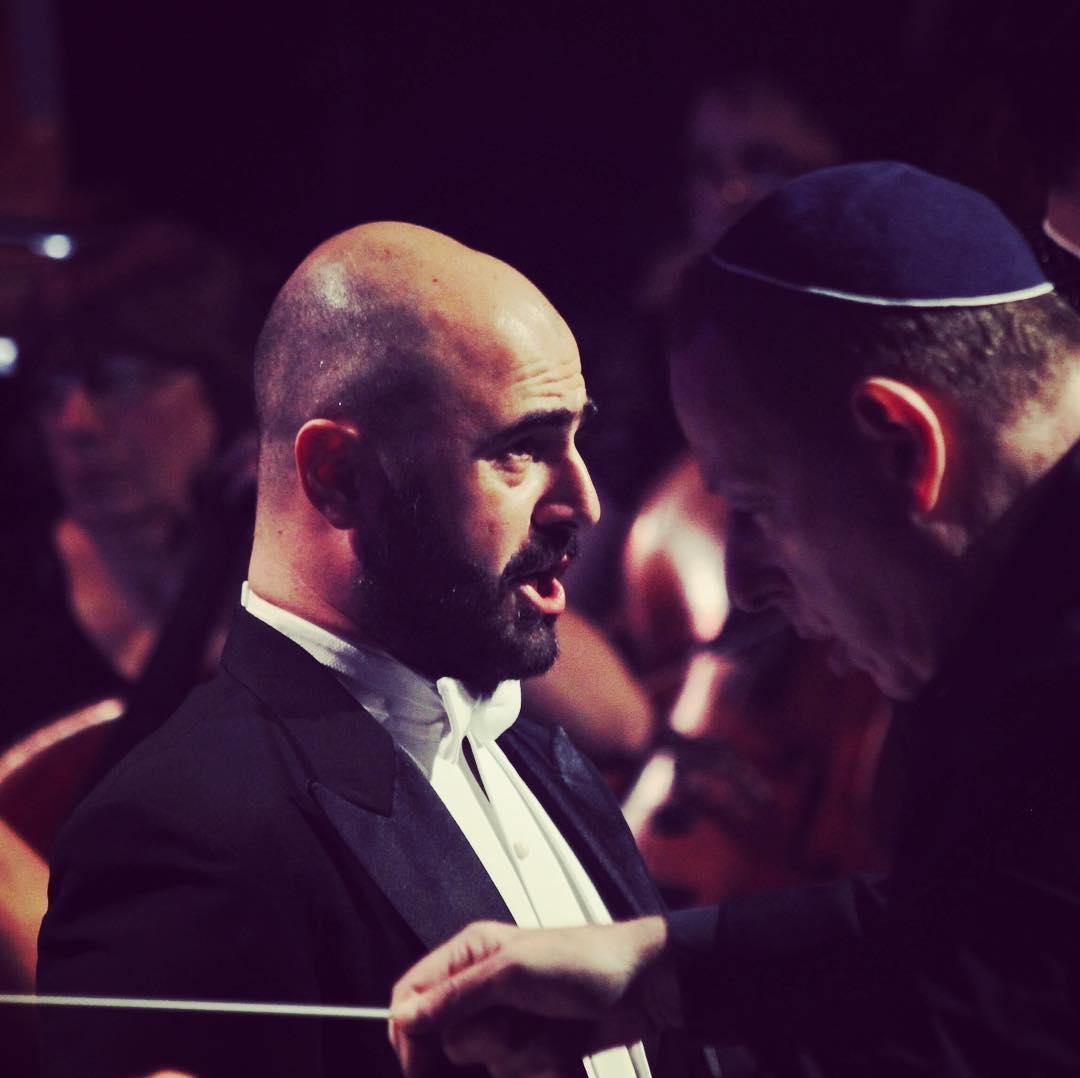 Concert in Tblisi with Daniel Oren