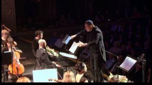 Verdi requiem in Tblisi with Daniel Oren and Nino Surguladze