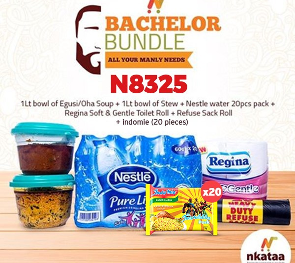 Bachelor Bundle