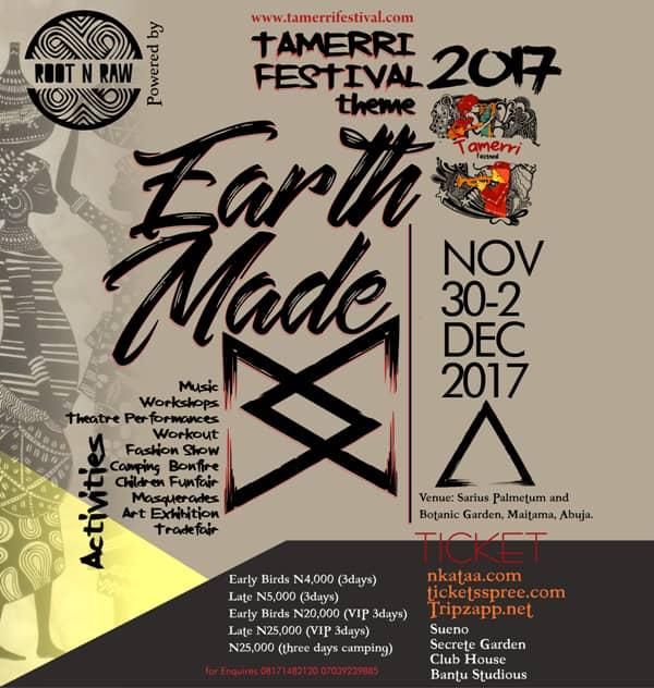 Tamerri Festival Nkataa Club
