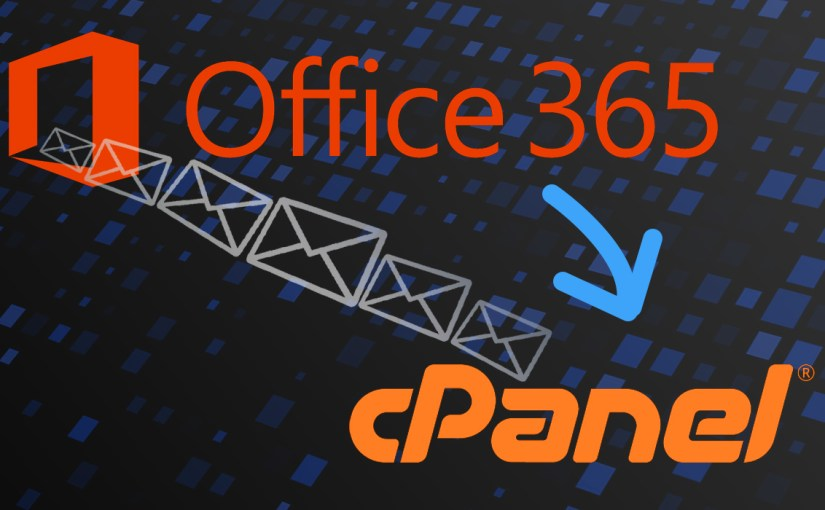 Migrating from Office 365 to cPanel IMAP