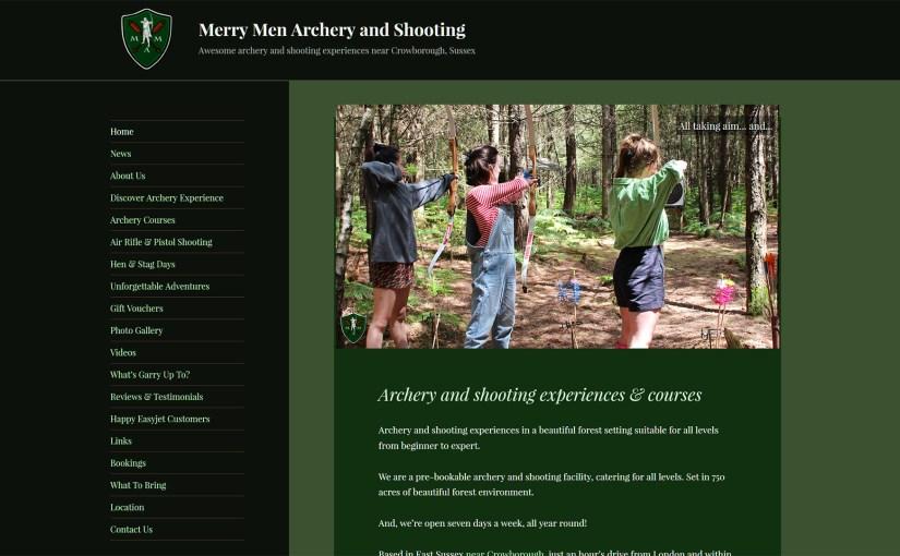 Merry Men Archery