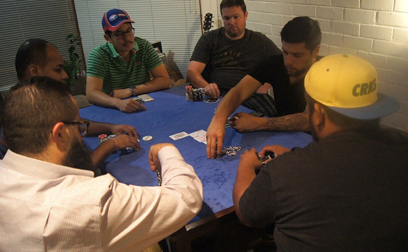 Chilli Poker Night