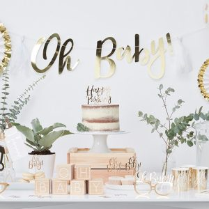 Lista de nacimiento - Babyshower para Chloe - LNBSCH