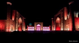 Der Registan in Samarkand
