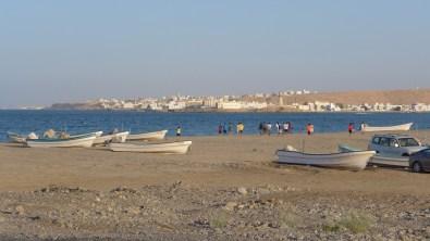 Beach-Fußball in Suramd