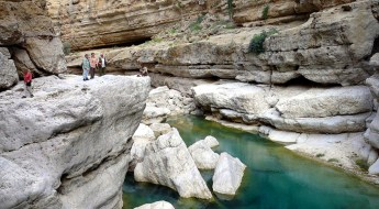 Oman Wadi Shab 1