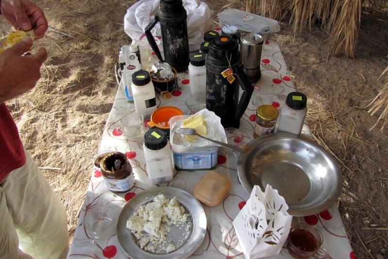 Wüstentour Essen