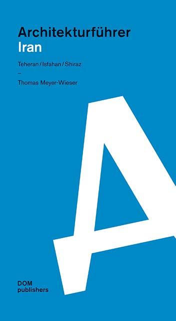 Cover des Architekturführer Iran