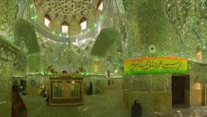Iran, Shiraz, Ali Ebn-e Hamze Schrein