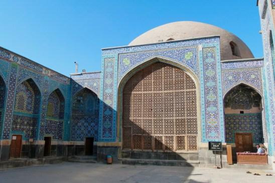 Iran: Im Sheikh Safi Heiligtum