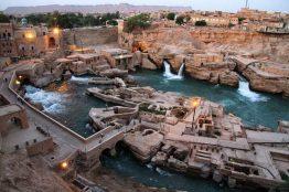 Iran: Shushtar Wassermühlen