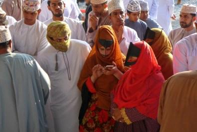 Kleidung in Oman