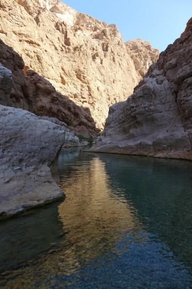 Oman: Wadi Shab