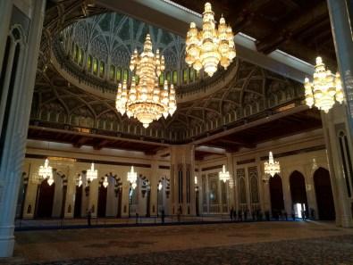 Oman: Sultan Qabus Moschee