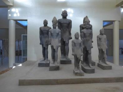 Sudan: Museum in Kermaa