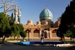 Shah-Nematollah-Vali-Mausoleum Mahan