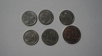 Münzen Tadschikistan